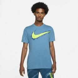 Man T-Shirt Nike - blue