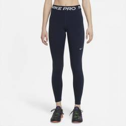Woman Tight Nike - Obsidian/white