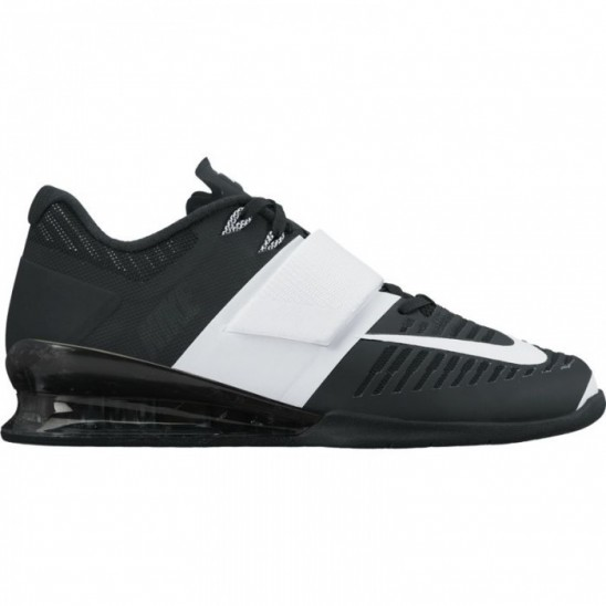 Woman Shoes Nike Romaleos 3 black white - WORKOUT.EU c006221fb7