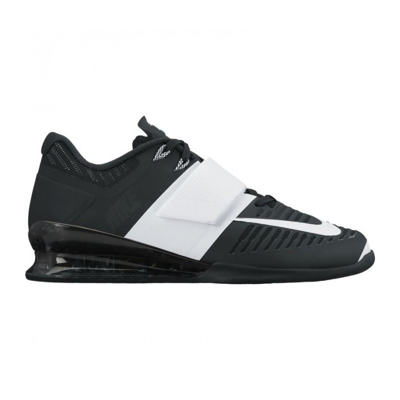 Woman Shoes Nike Romaleos 3 black/white