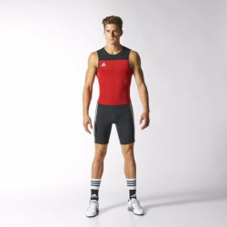 Man Weightlifting T-Shirtt CL Suit Z11184
