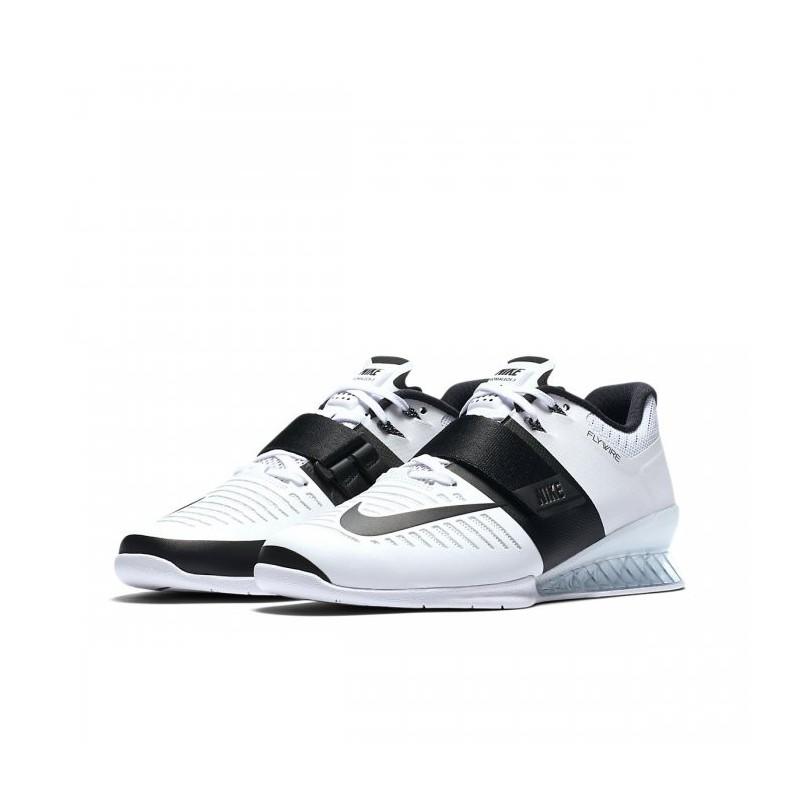 separation shoes 9789d 89941 ... Woman Shoes Nike Romaleos 3 - white ...