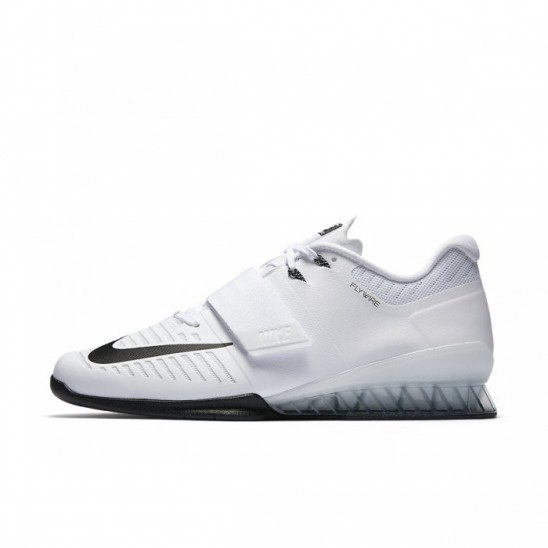 Man Shoes Nike Romaleos 3 - white - WORKOUT.EU 48ca6af37
