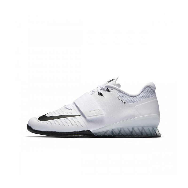 Man Shoes Nike Romaleos 3 - white