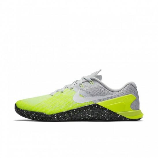 67b10544c44 Man Shoes Nike Metcon 3 - green grey - WORKOUT.EU