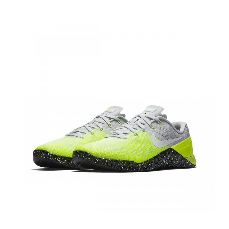 Man Shoes Nike Metcon 3 - green grey