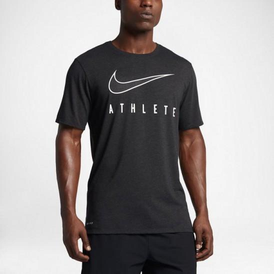 Pánské tričko Nike ATHLETE Dry Train - černé - WORKOUT.EU 97c30daeeb8