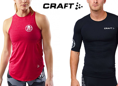 We are the first seller in Europe with Craft Spartan products!