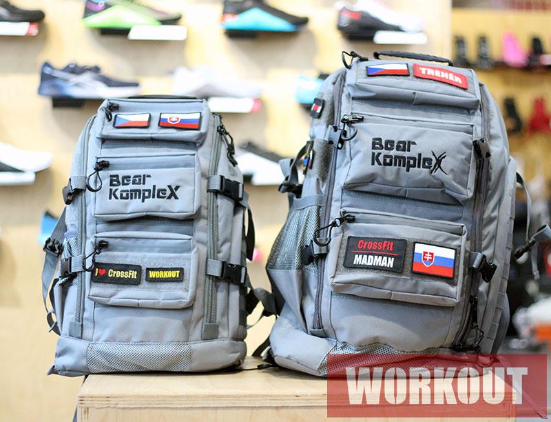 Bear Komplex Backpack Mini and Standart