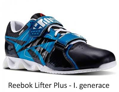 Reebok Lifter Plus - 1 generace