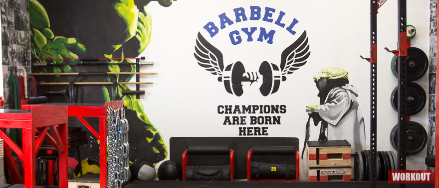 Barbell Gym