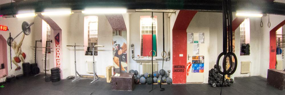 CrossFit Praha