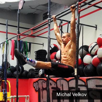 Michal Mike Velkov - šortky