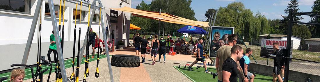 B2D Training Park